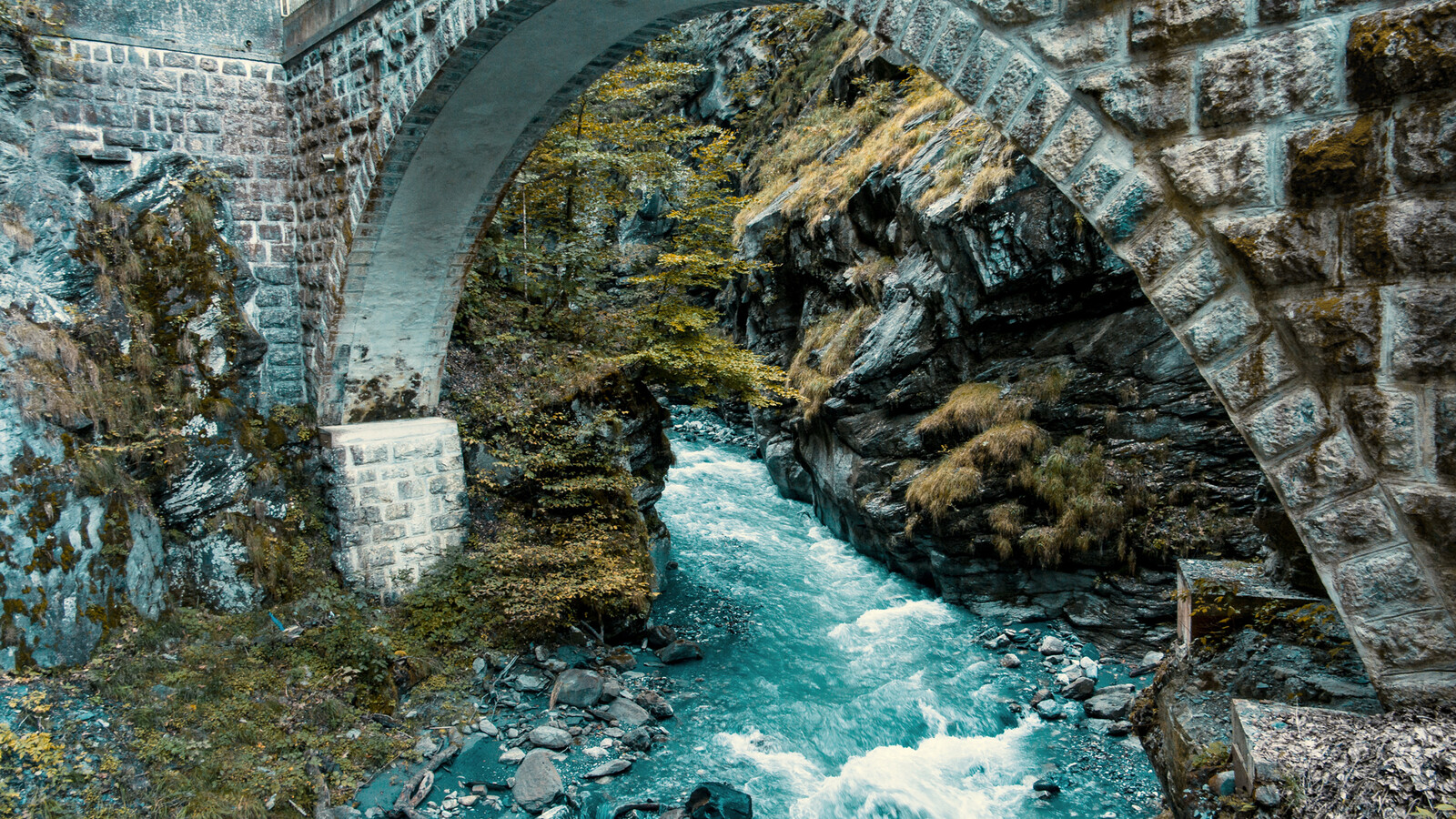 Bad Ragaz bridge