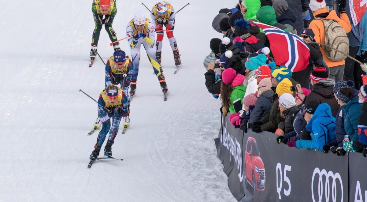 Davos winter sports
